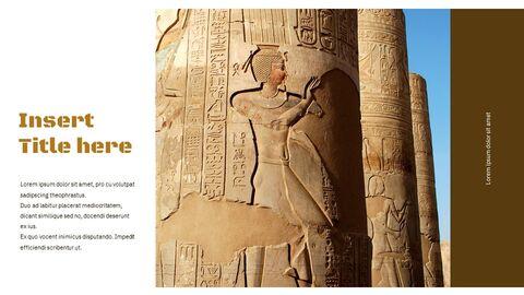 EGYPT Simple Presentation Google Slides Template_02