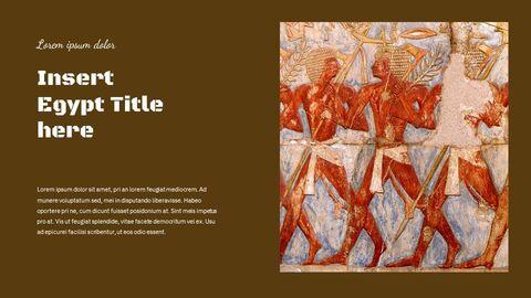 EGYPT Simple Presentation Google Slides Template_03