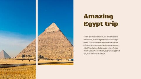 EGYPT Simple Presentation Google Slides Template_04
