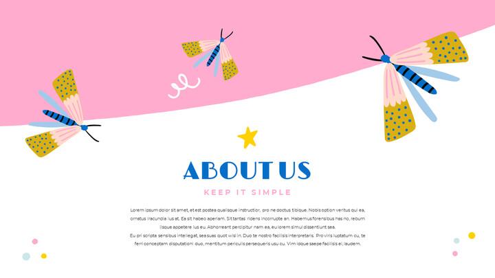행복한 아이들 맥용 Google 슬라이드_02