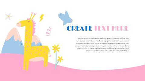 행복한 아이들 맥용 Google 슬라이드_05