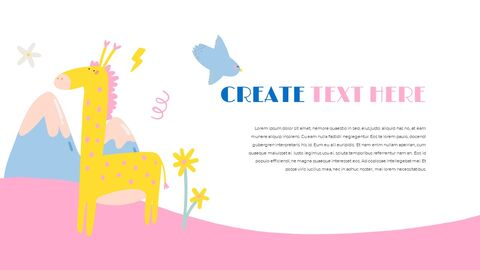 Be Happy Childrens Google Slides mac_05