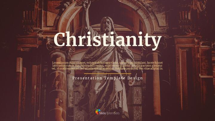 기독교 프레젠테이션용 Google 슬라이드_01