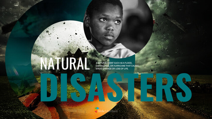 Natural Disasters Google PowerPoint Presentation_01