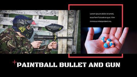 Paintball Simple Presentation Google Slides Template_02