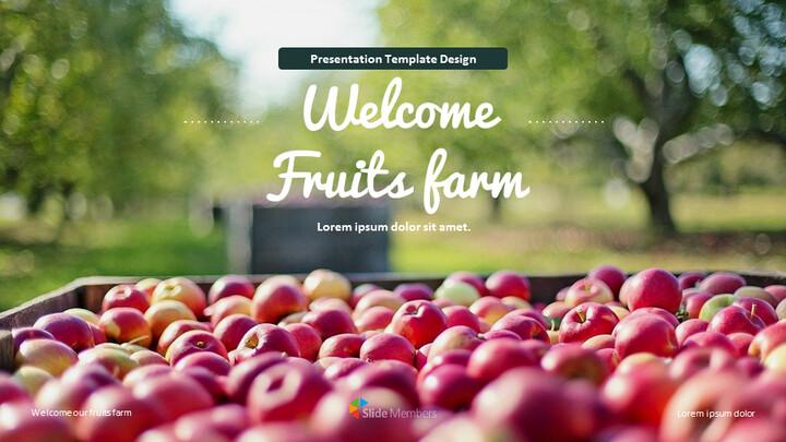 Fruits Farm Best Google Slides_01