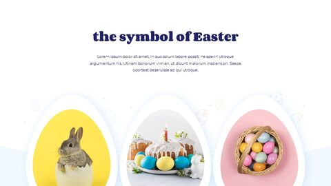 Hello Easter Simple Presentation Google Slides Template_04