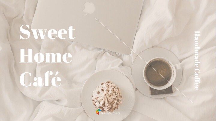 Sweet Home Cafe Google PowerPoint Presentation_01