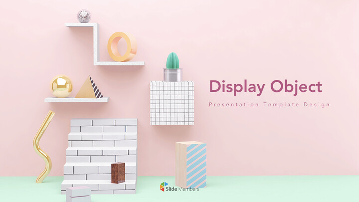 Display Object Keynote Templates_01