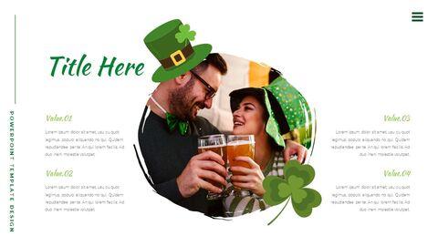 St. Patrick\'s Day Easy Google Slides Template_02