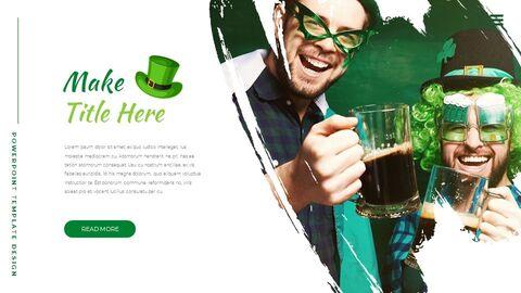 St. Patrick\'s Day Easy Google Slides Template_05