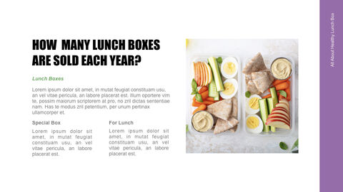 Easy tips for lunch box planning Keynote PowerPoint_03