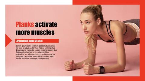 Fitness Girl Keynote Design_03
