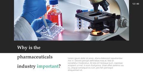 Pharmaceutical Industry Windows Keynote_12