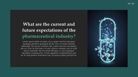 Pharmaceutical Industry Windows Keynote_23
