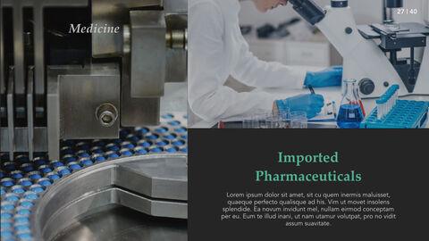 Pharmaceutical Industry Windows Keynote_26