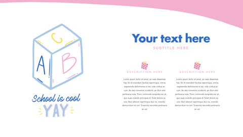Be Happy Childrens Keynote Templates_03