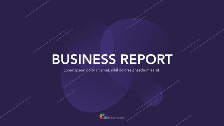 Business Report Design Best Keynote_01
