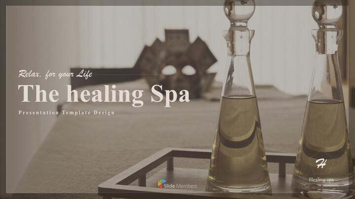 Healing Spa PPTX Keynote_01