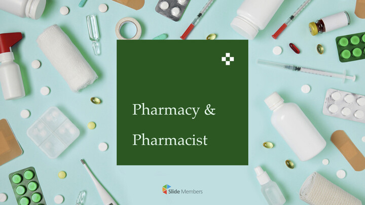 Pharmacy & Pharmacist Multipurpose Presentation Keynote Template_01