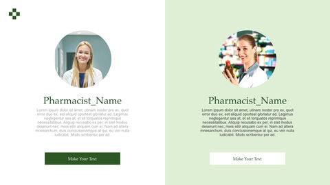 Pharmacy & Pharmacist Multipurpose Presentation Keynote Template_02