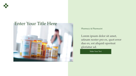 Pharmacy & Pharmacist Multipurpose Presentation Keynote Template_04