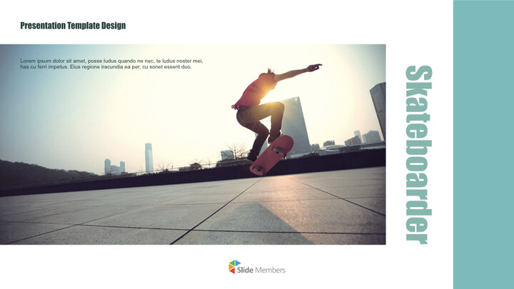 스케이트 보더 키노트 프레젠테이션_01