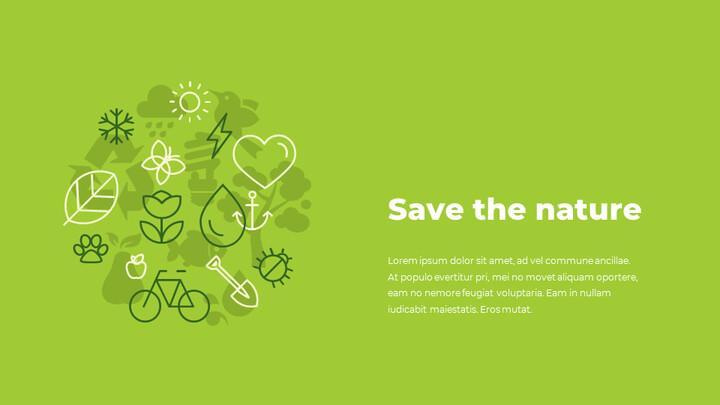 Green Business PPT Google presentation_02