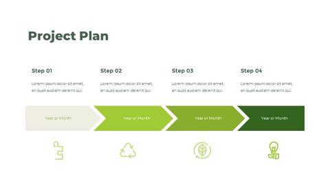 Green Business PPT Google presentation_05