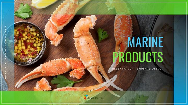 Marine Products Creative Google Slides_01