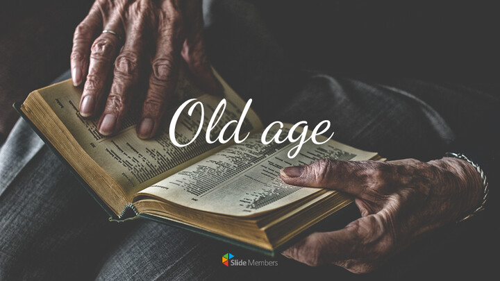 Old Age Google PowerPoint Slides_01