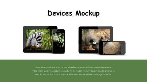 Jungle Theme Keynote Design_39