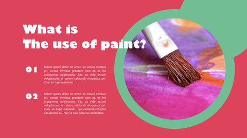 Paint, painter Keynote for PC_04