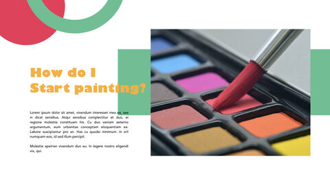 Paint, painter Keynote for PC_10