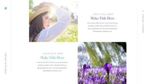 Spring Flower Keynote PowerPoint_09