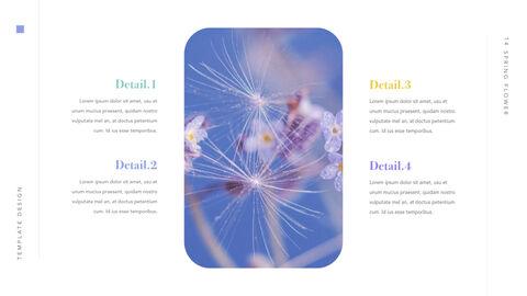 Spring Flower Keynote PowerPoint_15