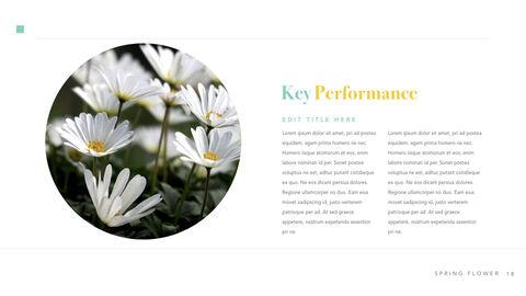 Spring Flower Keynote PowerPoint_19