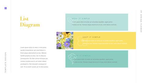 Spring Flower Keynote PowerPoint_34