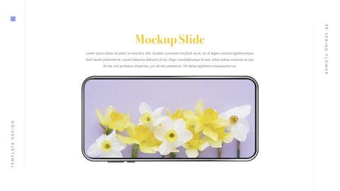 Spring Flower Keynote PowerPoint_38
