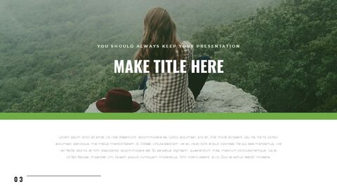 Mountain & Forest Simple Google Templates_03