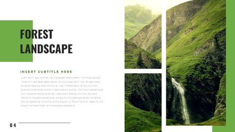 Mountain & Forest Simple Google Templates_04