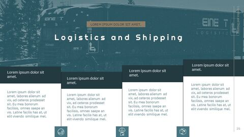 Logistics and Shipping Google Docs PowerPoint_25