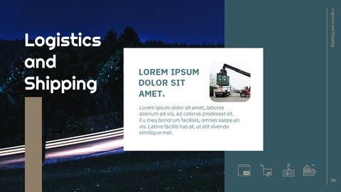 Logistics and Shipping Google Docs PowerPoint_26