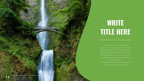 Mountain & Forest Simple Google Templates_12
