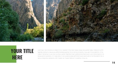 Mountain & Forest Simple Google Templates_16