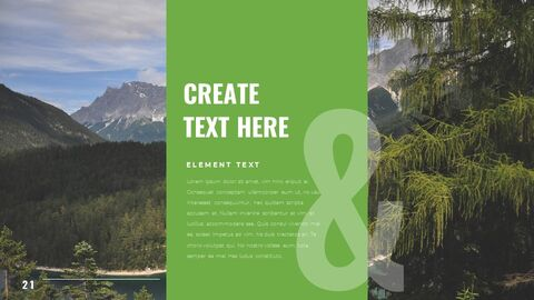 Mountain & Forest Simple Google Templates_05