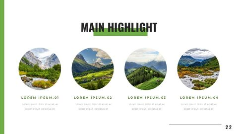 Mountain & Forest Simple Google Templates_22