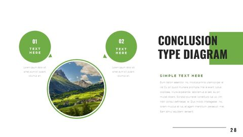 Mountain & Forest Simple Google Templates_28