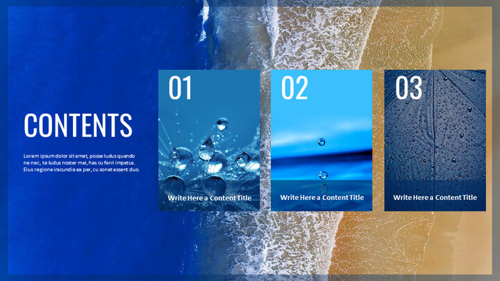 Water Easy Google Slides_02