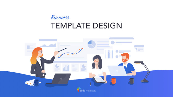 Business Template Design Keynote for Windows_01